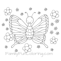 butterfly-coloring-page-02